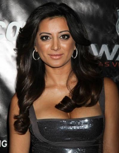 Noureen DeWulf - NHL Awards 2010